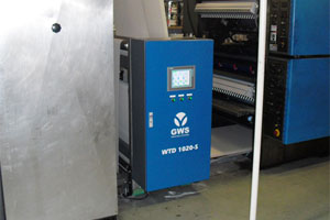 GWS flexfeed - custom infeed unit