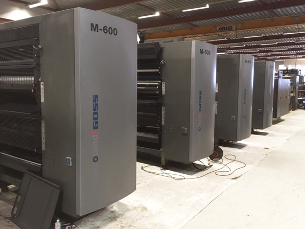 M600 with LED UV for Mauritius